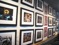 BVBC Art Wall May 2012