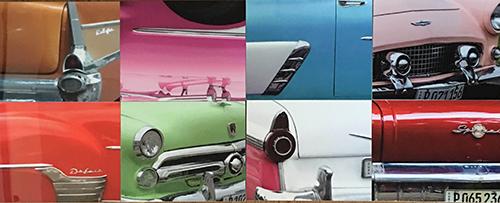 Cuban Car Composiite