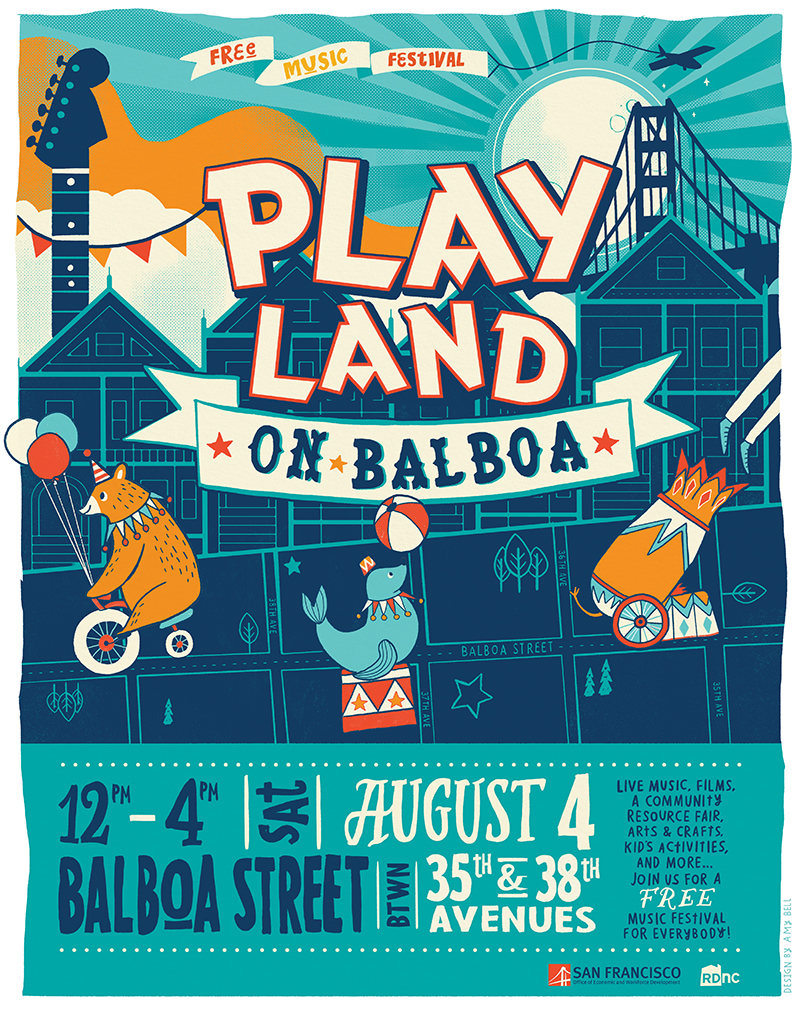 Playland on Balboa