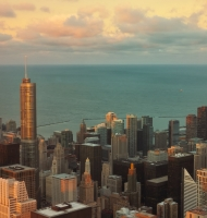 sunsetinChicago